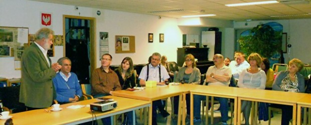 Spotkanie z Państwem Joanną i Andrzejem Gwiazdami w Oslo
