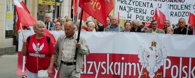 Poznań – 10 września 2013 r. – 41 miesięcy po Tragedii Smoleńskiej