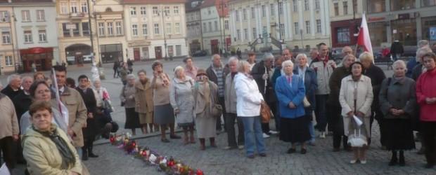Bydgoszcz – 10 października 2013 r. – 42 miesiące po Tragedii Smoleńskiej