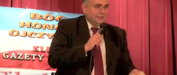 Tomasz Sakiewicz w USA (wideo)
