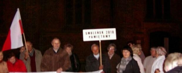 Koszalin – 10 października 2013 r. – 42 miesiące po Tragedii Smoleńskiej