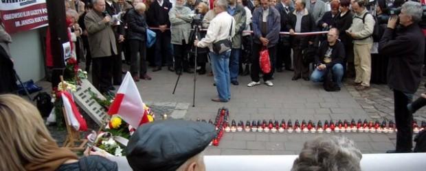 Kraków – 10 października 2013 r. – 42 miesiące po Tragedii Smoleńskiej (wideo)
