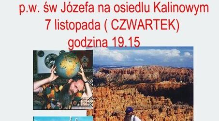 Kraków – Nowa Huta –  spotkanie z Władysławem Grodeckim, 7 listopada, g. 19.15