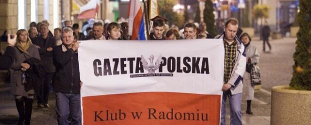 Radom – 10 października 2013 r. – 42 miesiące po Tragedii Smoleńskiej