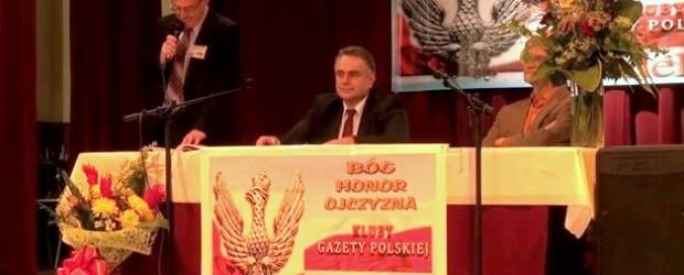 Tomasz Sakiewicz w USA – 15.10.2013 r.