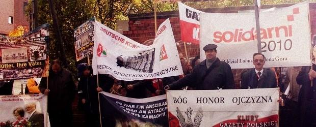 Przeciwko zakłamywaniu historii – 30.10.2013 r.