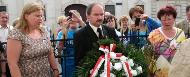 """Wyjazd Klubów """"Gazety Polskiej"""" na uroczystości  330 Rocznicy Odsieczy Wiedeńskiej w dniu 08.09.2013r"""