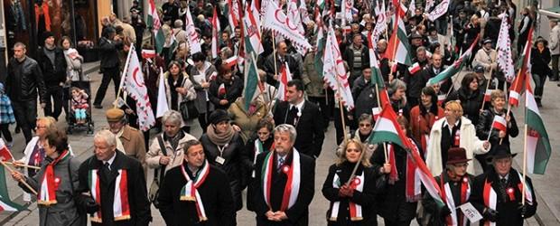 Węgrzy dziękują Polakom za 11 listopada w Krakowie