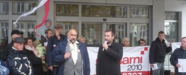 W Bydgoszczy uczczono Niepodległość i ofiary Katastrofy Smoleńskiej.