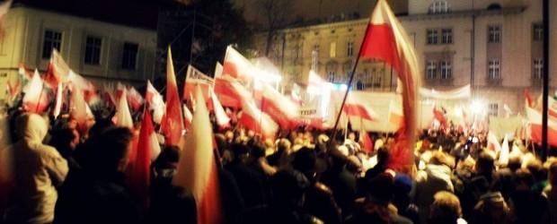 Święto Niepodległości w Krakowie – Fotorelacja