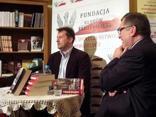 Żyrardów – spotkanie z Witoldem Gadowskim, 6 lipca