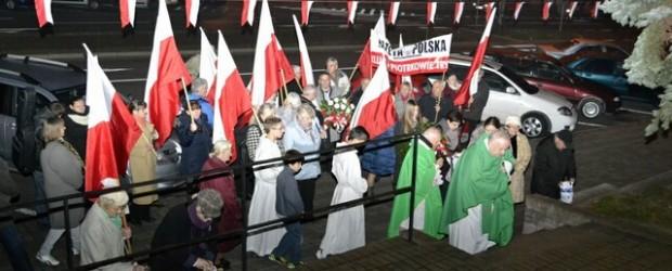 Piotrków Tryb. – 10 listopada 2013 r. – 43 miesiące po Tragedii Smoleńskiej