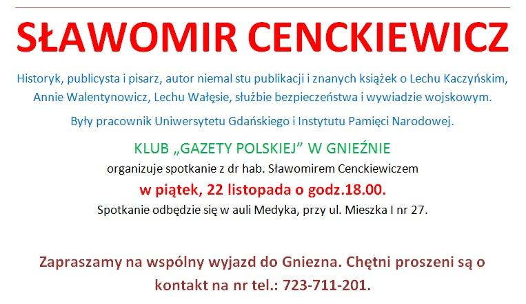 Powidz_Cenckiewicz