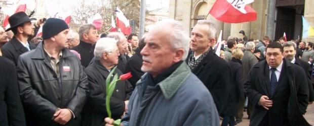I Rocznica Tragedii Smoleńskiej 10 kwietnia 2011 roku – Radomsko