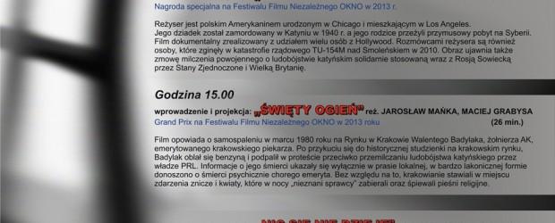 Ruda Śl. – Historia i przyszłość Polskości, 8 listopada, g. 11