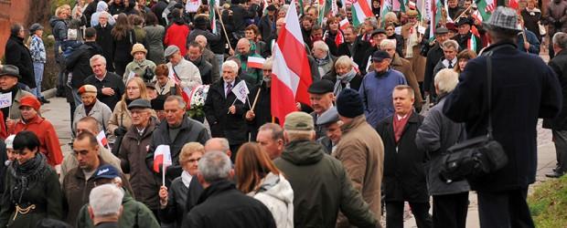Dziękujemy Braciom Węgrom – 20.11.2013 r.