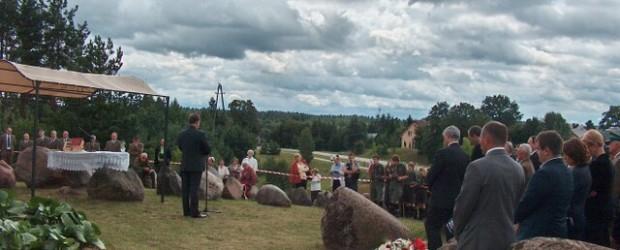 68 Rocznica Obławy Augustowskiej w Gibach 21.07.2013 r.