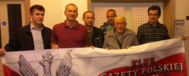 Spotkanie z byłym żołnierzem Armii gen. W. Andersa – p. Leszkiem Gierakiem.