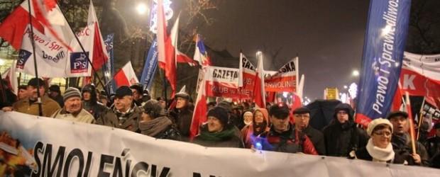 Marsz Wolności Solidarności i Niepodległości /Garwolin/