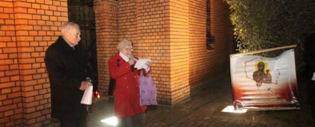 Gliwice – 10 stycznia 2014 r. – 45 miesięcy po Tragedii Smoleńskiej.