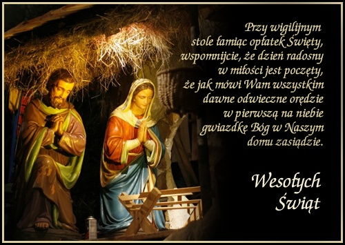 Znalezione obrazy dla zapytania świąteczne życzenia boże narodzenie