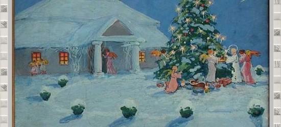 Boże Narodzenie w zwyczajach gospodarzy Mazowsza