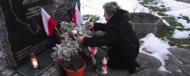 Stegna – 10 grudnia 2013 r. – 44 miesiące po Tragedii Smoleńskiej.