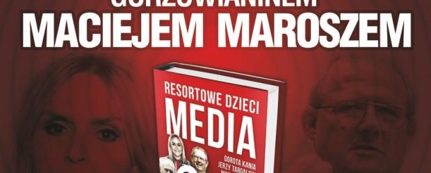 Gorzów Wielkopolski – spotkanie z Maciejem Maroszem, 7 lutego, g. 17