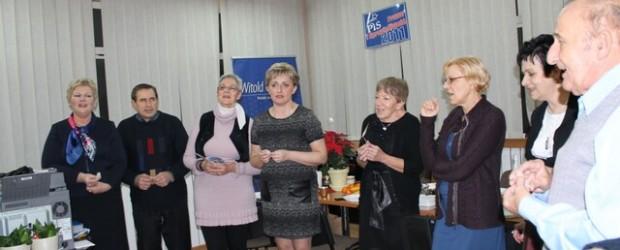 Spotkanie opłatkowe w Koninie.