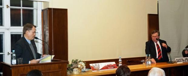Spotkanie z ks. dr Dariuszem Okow Pszczynie