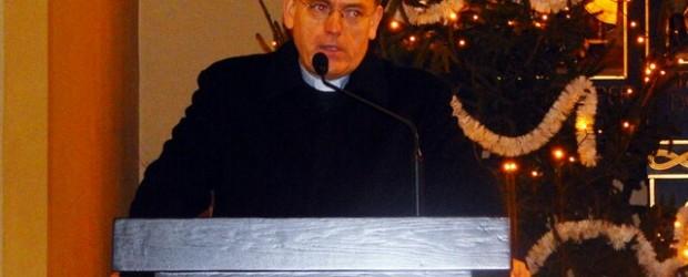 Wykład ks.prof. Dariusza Oko w Rudzie Śląskiej.