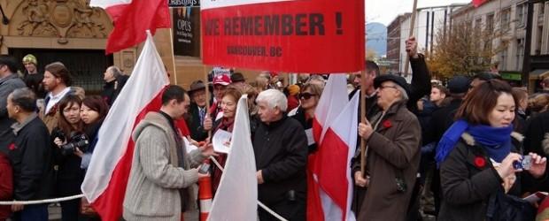 "11-go listopada 2013 – Klub ""GP"" w Vancouver."