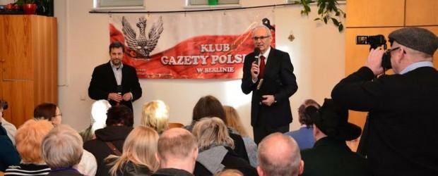 """Witold Gadowski – """"Smak Wojny"""" w Berlinie (wideo)"""