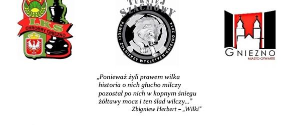 """I OGÓLNOPOLSKI TURNIEJ SZACHOWY PAMIĘCI """"ŻOŁNIERZY WYKLĘTYCH"""" – GNIEZNO 2014 – 1 marca"""