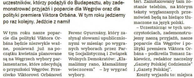 GPC – Jedźmy razem do Budapesztu!