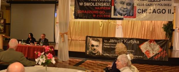 Prof. Krzysztof Szczerski w Chicago (wideo)