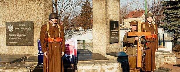 Dzierżoniów: uczczono pamięć o Żołnierzach Wyklętych