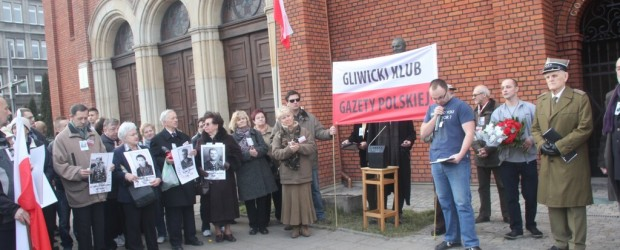 """Dzień Pamięci """"Żołnierzy Wyklętych"""" w Gliwicach"""