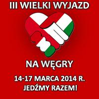 Aktualne informacje dotyczące Wielkiego Wyjazdu na Węgry ( program, hotele)
