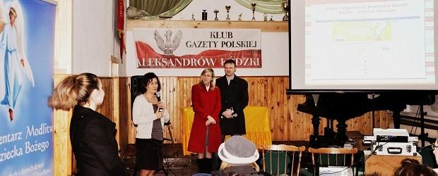 """Tydzień w Klubach """"Gazety Polskiej"""" – 05.03.2014 r."""