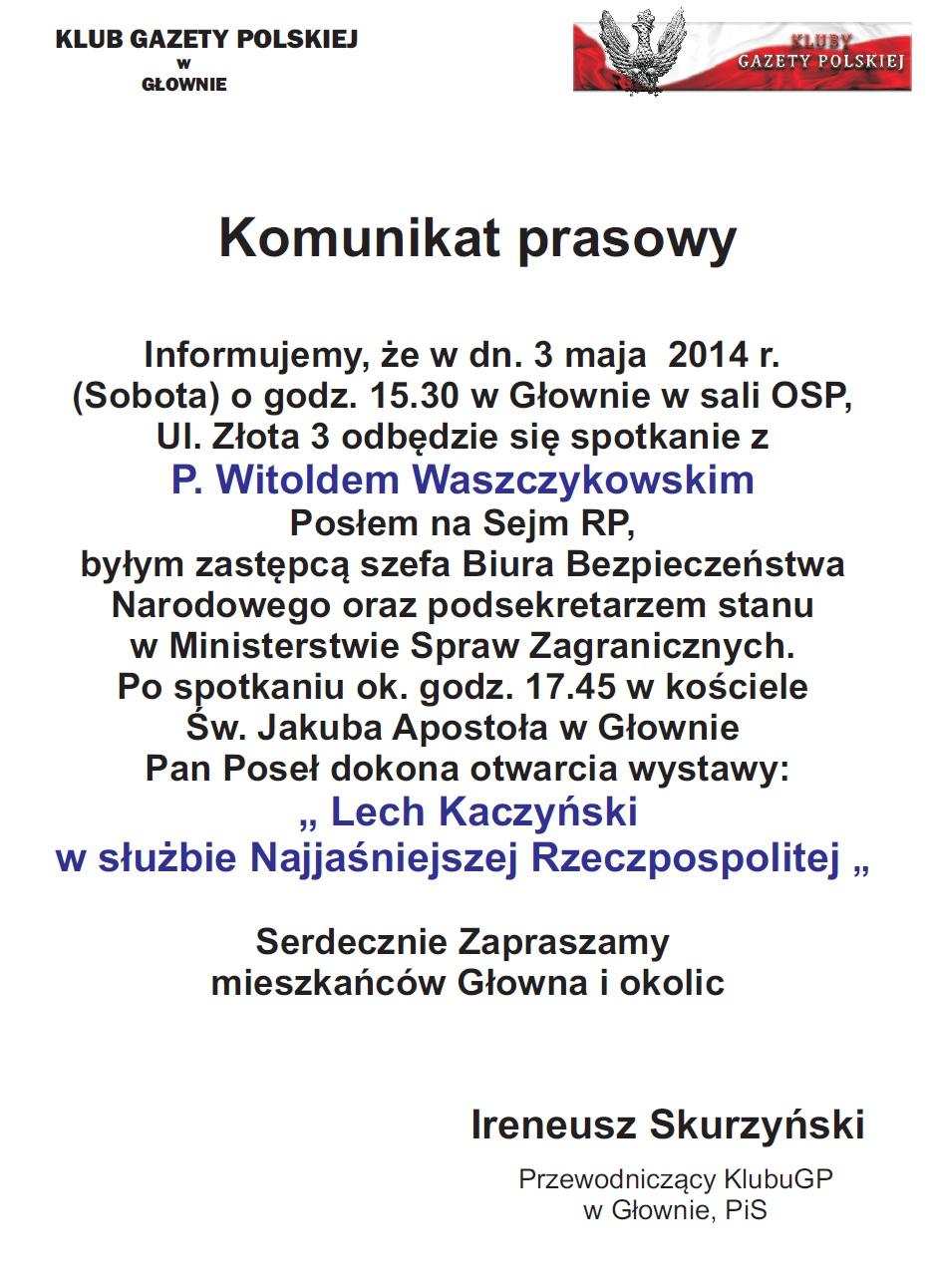 Glowno_Waszczykowski