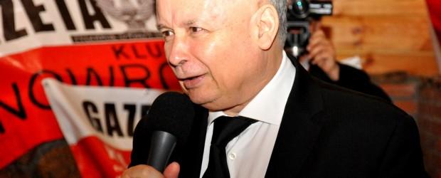 """Kaczyński podziękował klubom """"GP"""""""