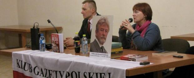 Spotkanie z panią Dorotą Kanią w Mysłowicach