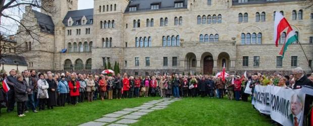 Obchody IV rocznicy Tragedii Smoleńskiej w Poznaniu