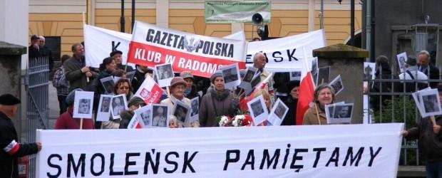 Marsz Pamięci w Radomsku