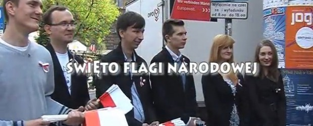 Poseł Andrzej Duda. Święto Polskiej Flagi w Krakowie (wideo)