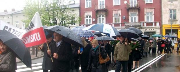 Rocznica Konstytucji 3 Maja w Radomsku