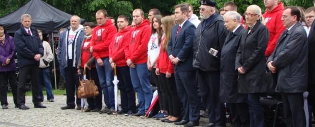 Radomsko – Uroczystość 70 rocznicy Bitwy pod Monte Cassino w Warszawie