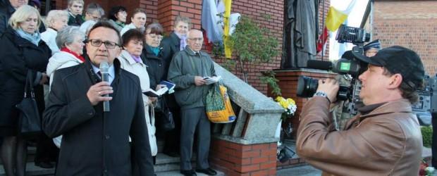 Zgierz –  obywatelskie obchody Święta Matki Bożej Królowej Polski oraz dnia Konstytucji 3 Maja