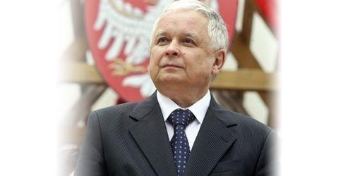 Odsłonięcie popiersia Lecha Kaczyńskiego w Grudziądzu